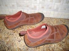 WOMENS BROWN MERRELL SLIP ON SHOES SIZE 7.5 SLIP ON SHOES SZ. 7.5