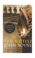 Absolutist by John Boyne Book The Fast Free Shipping