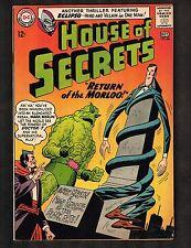 House of Secrets #68 ~ Return of the Marloo  (6.0) WH