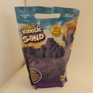 Kinetic Sand The Original Moldable Sensory Play Sand Purple 2 Lb