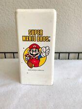 "Vtg Nintendo Super Mario Bros 1989 Dixie Cup Dispenser Holder Retro Gaming 7"""
