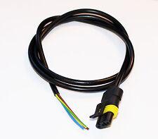 Netzstecker mit Kabel GRUNDFOS UPM3 Hocheffizienzpumpen (Hybrid, Flex und Solar)