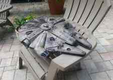 STAR WARS Millennium Falcon Legacy look Prop How cool real looking large Falcon*