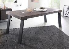 Aktuelles-Design-Bis-6 Esstische & Küchentische aus MDF/Spanplatte-Holzoptik mit Zum Zusammenbauen