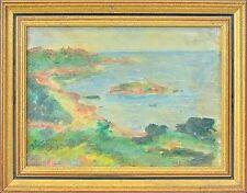 Originale künstlerische Aquarell-Malereien der Zeit im Expressionismus-Stil