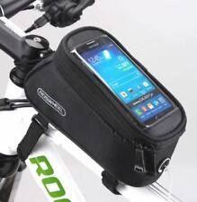 "ROSWHEEL 5.5"" Touchscreen 12496L-CF5 Mountain Bike Bicycle Cycling Bag Black"