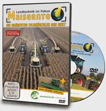 Landtechnik im Fokus - Maisernte [Landtechnik-DVD von Tammo Gläser]