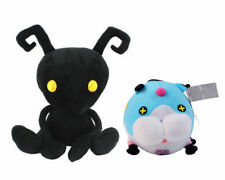 2pc Kingdom Hearts Square Enix Shadow Heartless & Dream Drop Distance Plush Doll