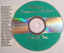 Windows Games Shareware Collection