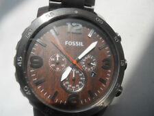 Fossil Chronograph men's dress,water-resistant,date & Analog dress watch.Jr-1355