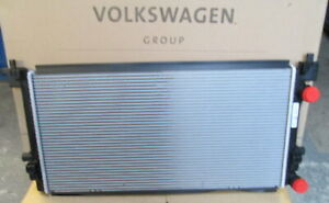 NEW GENUINE AUDI A3 Q2 VW GOLF MK7 TOURAN SEAT LEON COOLANT RADIATOR 5Q0121251EC