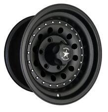 15x8 Rebel Racing Bandit II 5x127 ET-19 Matte Black Wheel (1)