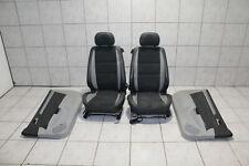 Sitzausstattung Sitze vorne rechts links Teilleder Sitzheizung XXYW Opel Tigra B