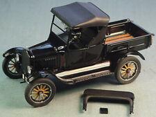 """Danbury Mint 1925 Ford Model T Runabout """"First"""" Pickup Blk 1/24 Dm501 Mib"""