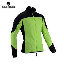 RockBros Cycling Coat Wind Coat Rain Coat Jackets Long Sleeve Sportwear