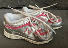 Baby/Toddler Girls New Balance 2001 Running Shoes Sz 4c Elite Edition Gray Pink