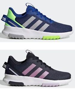 Adidas Racer TR 2.0 Boys Girls Kids Shoes Sneakers Running School NIB