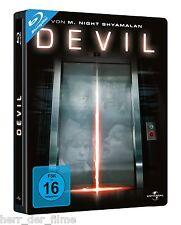 DEVIL (Chris Messina, Logan Marshall-Green) Blu-ray Disc, Steelbook NEU+OVP