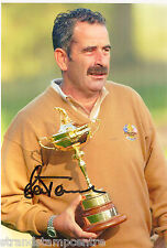 """Sam Torrance Colour 10""""x 8"""" Signed 2002 Ryder Cup Photo - UACC RD223"""