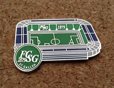 FC St. Gallen - Kybun Park Stadium Pin/Badge