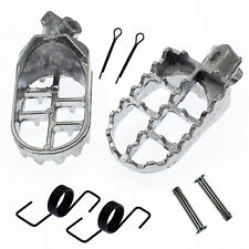 Foot Pegs Yamaha TTR90 90E TW200 WR200 WR250 WR500 XT225 XT250 XT350 XT600 New