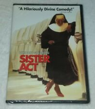 Sister Act (DVD,Widescreen) Brand New Sealed, Whoopi Goldberg