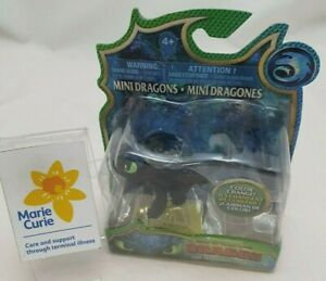 (NUN) How To Train Your Dragon - Colour Changing Toothless Figure Toy - Mini