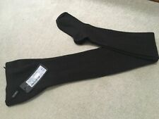 DOLCE & GABBANA Pants Tights Brown Wool Blend Stretch size S/1