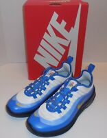 Nike Air Max Axis Boys 6.5 Youth Sneakers Running Shoes Blue White New BV6308