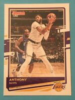 Anthony Davis 2020-21 Donruss #168 - Los Angeles Lakers NBA CHAMPS - PSA Ready!