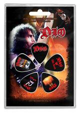 Dio plektrumset/Guitar Pick Set # 1 We Rock
