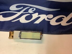 NOS 1964-1972 Ford truck F100 F250 - F1100 interior dome lamp lens