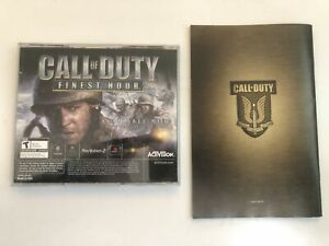 Call of Duty Limited Edition Box Set Best Buy Exclusive (PC, 2003)