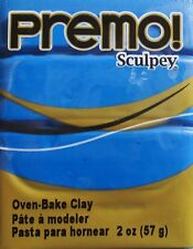 Sculpey PREMO - Polymer Clay - 57g - COBALT BLUE