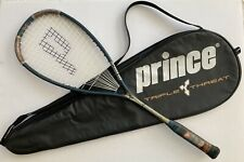 Vintage Prince Extender Triple Threat RING Squash Racquet with Case