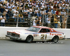 DAVID PEARSON #21 PUROLATOR MERCURY (1976) NASCAR ACTION  8x10 GLOSSY PHOTO #200