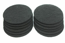 Pack of 12 Activated Carbon Filter Pads For Eheim Classic 2217 / 600 2628170