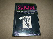 SUICIDE AMONG YOUTH: RISK & PREVENTION C. PFEFFER  WRAPPED UNUSED
