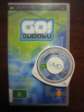 Playstation PSP GAME - GO SUDOKU