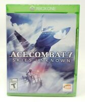 Ace Combat 7 Skies Unknown Microsoft Xbox One XB1 NEW Sealed