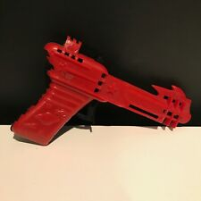 Atomic Age Rocket Space Race Ray  Gun Pistol Plastic Toy 50s Mid Century