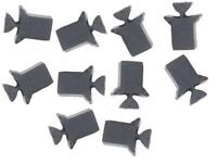 NEM Pockets Pack Of 10 Compatable with Hornby, Bachmann Similar to X6354