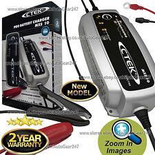 Nouveau CTEK MXS 10 12v voiture van Smart 8 stade maintenance automatique Chargeur de batterie