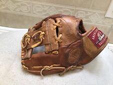 "Nokona AMG-1125 11.25"" Youth Kangaroo Baseball Softball Glove Left Hand Throw"