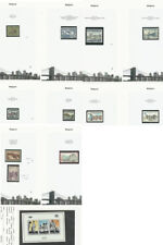 Belgium, Postage Stamp, #117/1014 Used, B93, B98 Mint Nh, Bridges, Jfz
