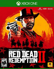 Red Dead Redemption 2, Xbox One Game, Western Online Multiplayer, Cowboy Outlaws