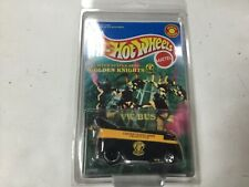 Hot Wheels US Army Golden Knights Black/Yellow VW Bus