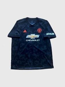 Manchester United 2019 2020 Third Shirt Jersey Adidas Camiseta Trikot Mailot XXL