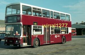 6x4 Bus colour photograph Lothian Olympian F359WSC
