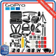50-en-1 Kit d'Accessoire GoPro Hero 7 6 Session 5 4 3+ 3 2 1 Camera Sport SJCAM